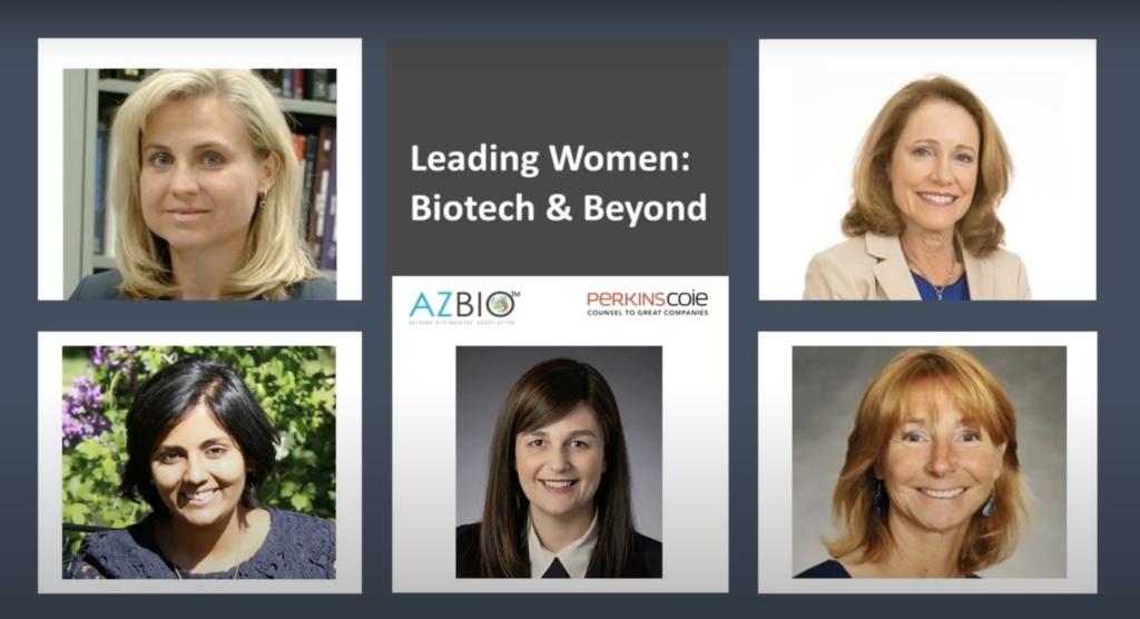 Leading Women: Biotech & Beyond